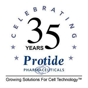 PROTIDE 35 Yr Anniv Logo