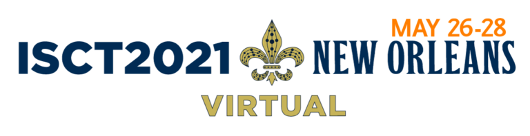 ISCT2021 New Orleans Virtual